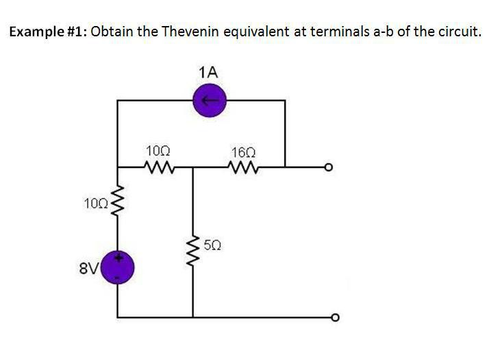 Electrical Circuits 1 - Lesson Eight: Thevenin's Theorem