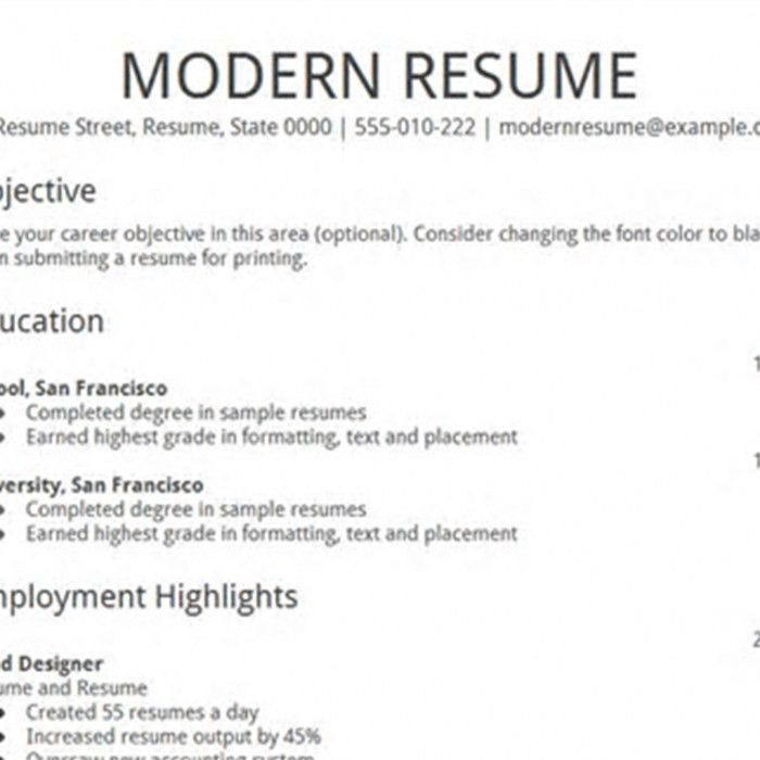 Google Resume Format. Updated: Google Resume Format | Resume ...