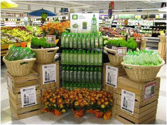 55 best Produce display images on Pinterest | Produce displays ...