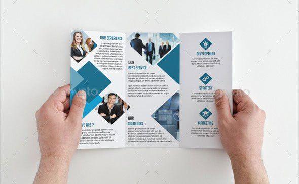 45 Best PSD Tri-fold Brochure Templates | Pixel Curse