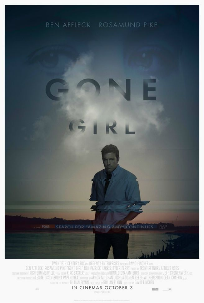 Ben Affleck looks lost in two new posters for David Fincher's Gone ...