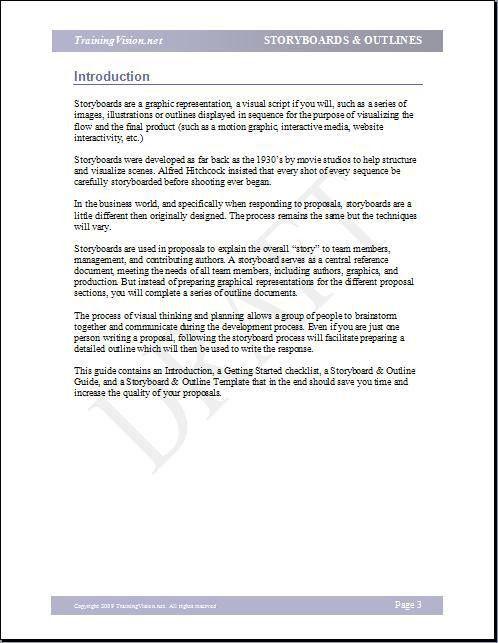 TrainingVision.net - Business Documents - Executive Summary