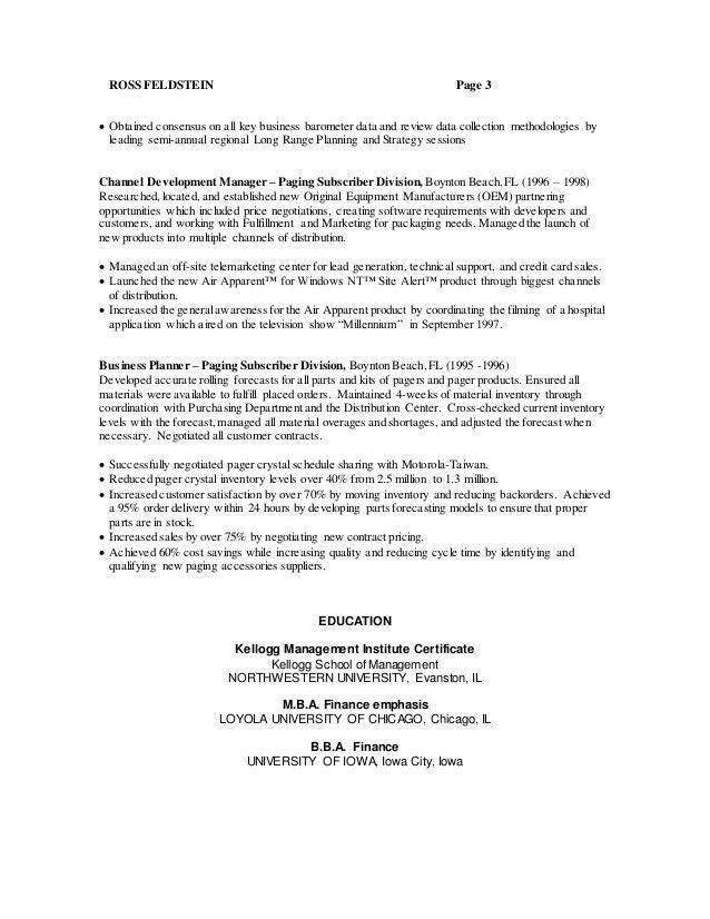 Ross feldstein resume (18)