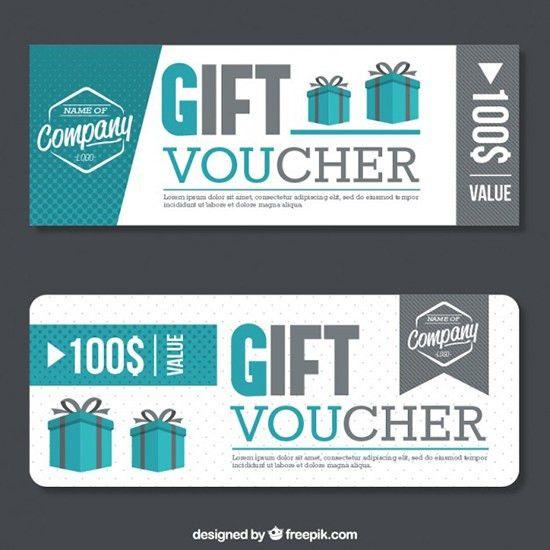 22+ Best Free Gift Voucher Templates In PSD