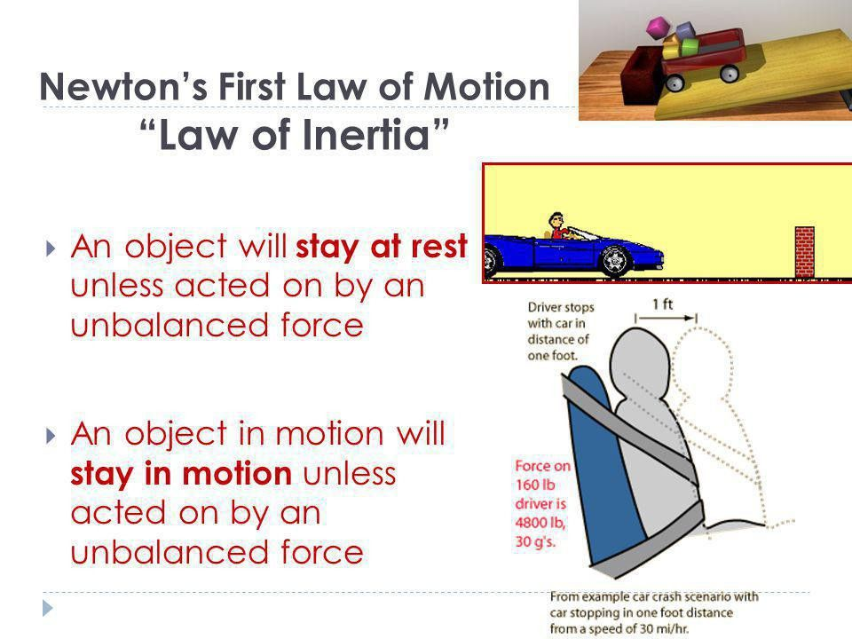 newtons 3 laws essay Newtons 3 laws thursday, october 10, 2013 newtons second law of motion is f= m x a or force= mass x acceleration in other words if there is more mass then there will be more force needed also the more the acceleration the more the force.