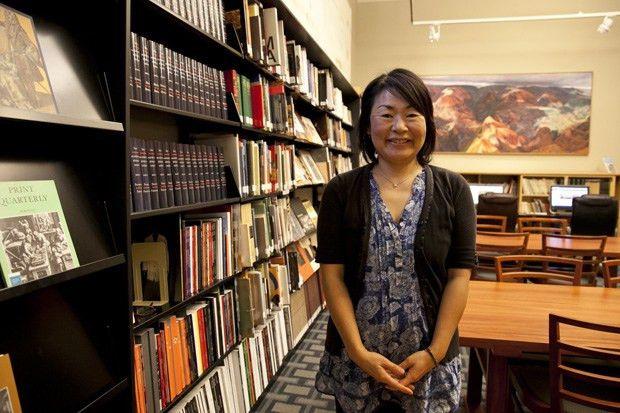 Between the stacks: Head librarian Sachiyo Kawai'ae'a | Honolulu ...