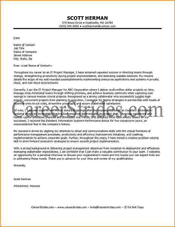 Applying For Management Position Cover Letter | Best Photos Of ...