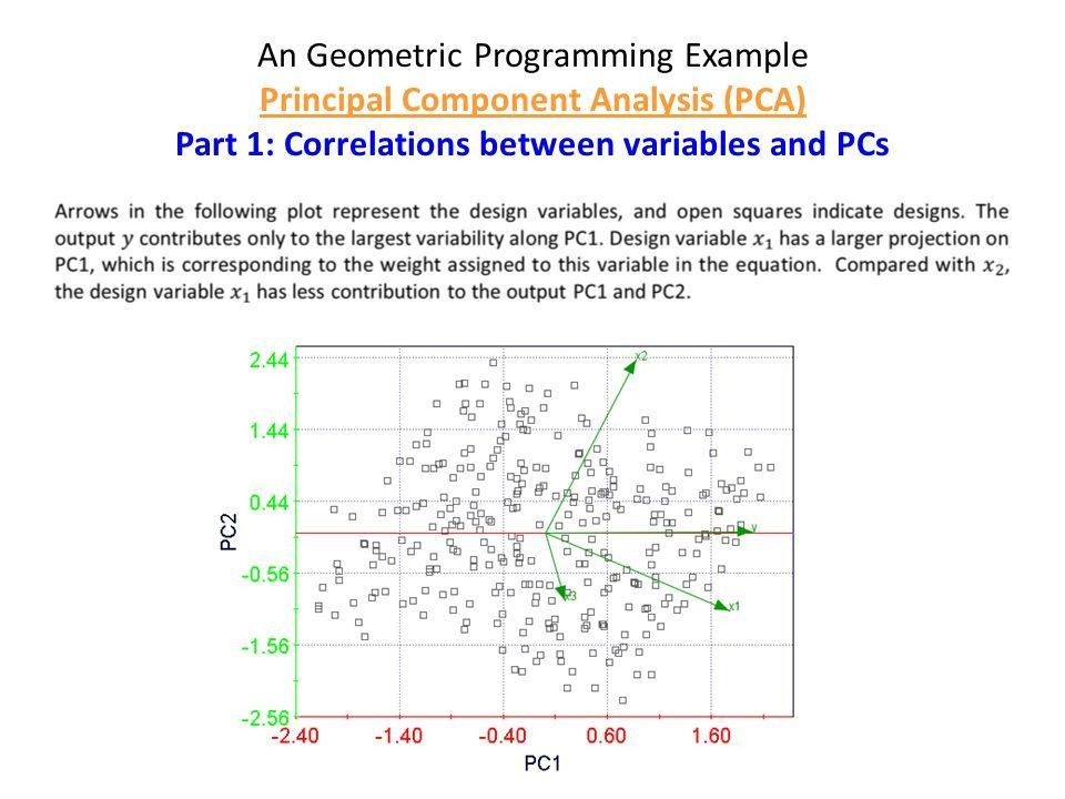 The Tutorial of Principal Component Analysis, Hierarchical ...