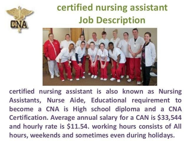 Elegant Resume For Cna With Experience Nursing Assistant Job Description .