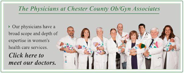 Chester County Ob/Gyn Associates