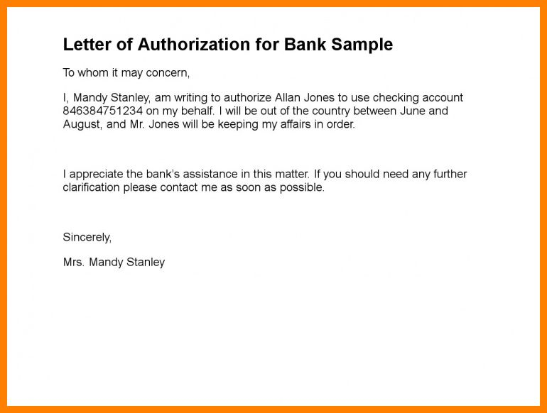 11+ authority letter to bank | dialysis-nurse
