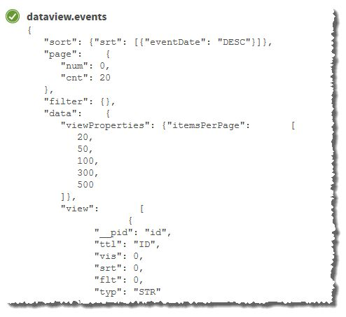 Fields: DataviewConfig.groovy validation