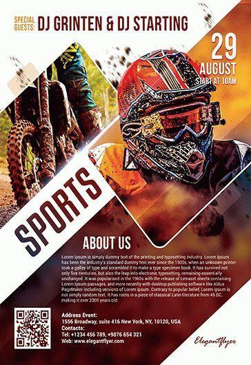 sport | by ElegantFlyer