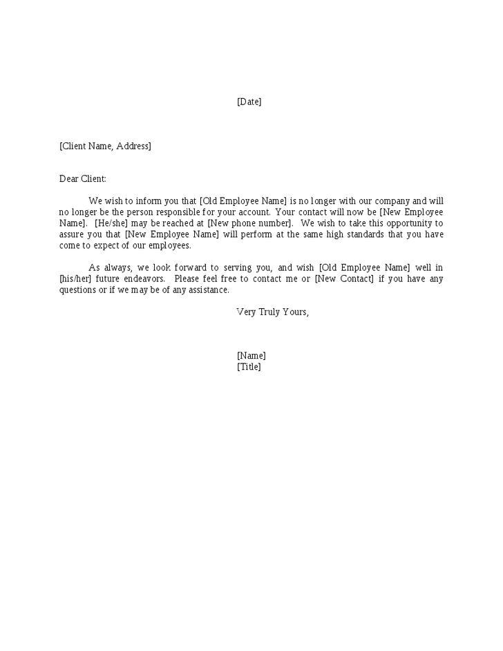 retirement letter of resignation sample. resignation letter format ...