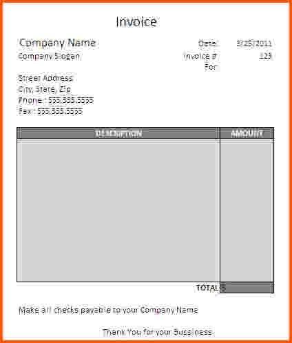 Download Contractor Tax Invoice Template | rabitah.net