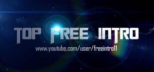 Free Blender 2D Intro Template Download #8 | topfreeintro.com