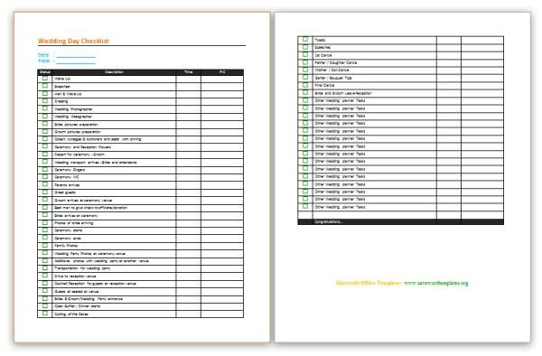 Checklist Template. Weekly Vehicle Inspection Checklist Template ...