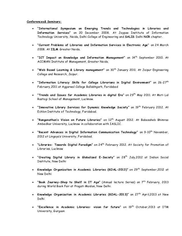 Vijay resume