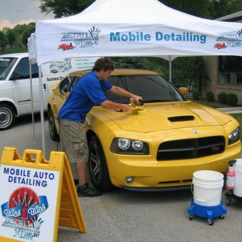 Auto Detailing Equipment - Detail King