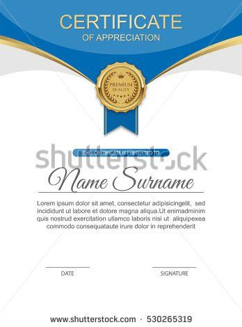Award Certificate Stock Images, Royalty-Free Images & Vectors ...