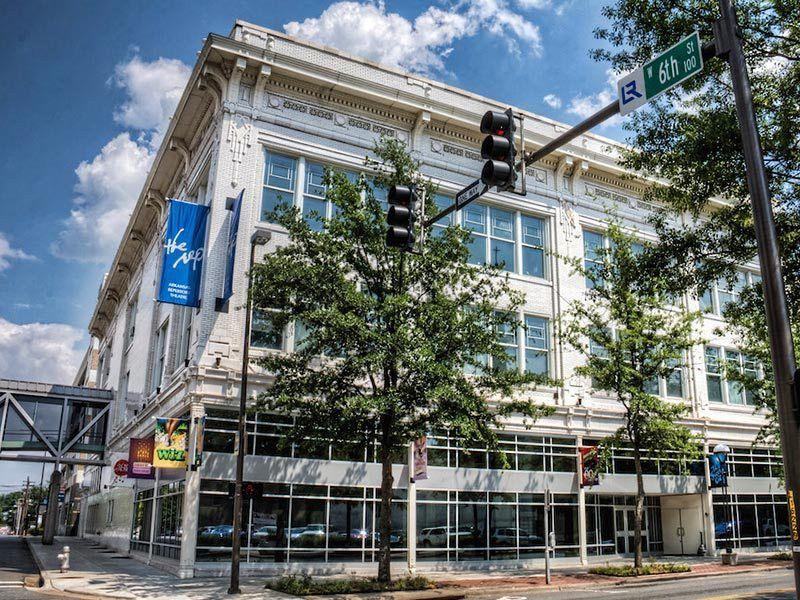 Work at the Arkansas Repertory Theatre Volunteer Careers Auditions