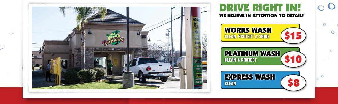 Kelly's Express Carwash | Home Page