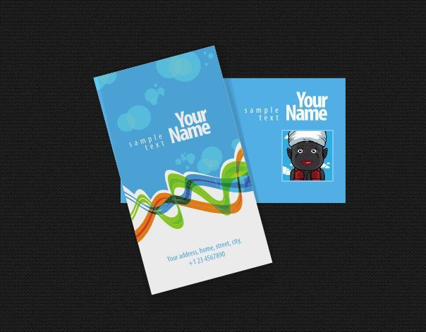 181 best Free Business Cards images on Pinterest | Free business ...