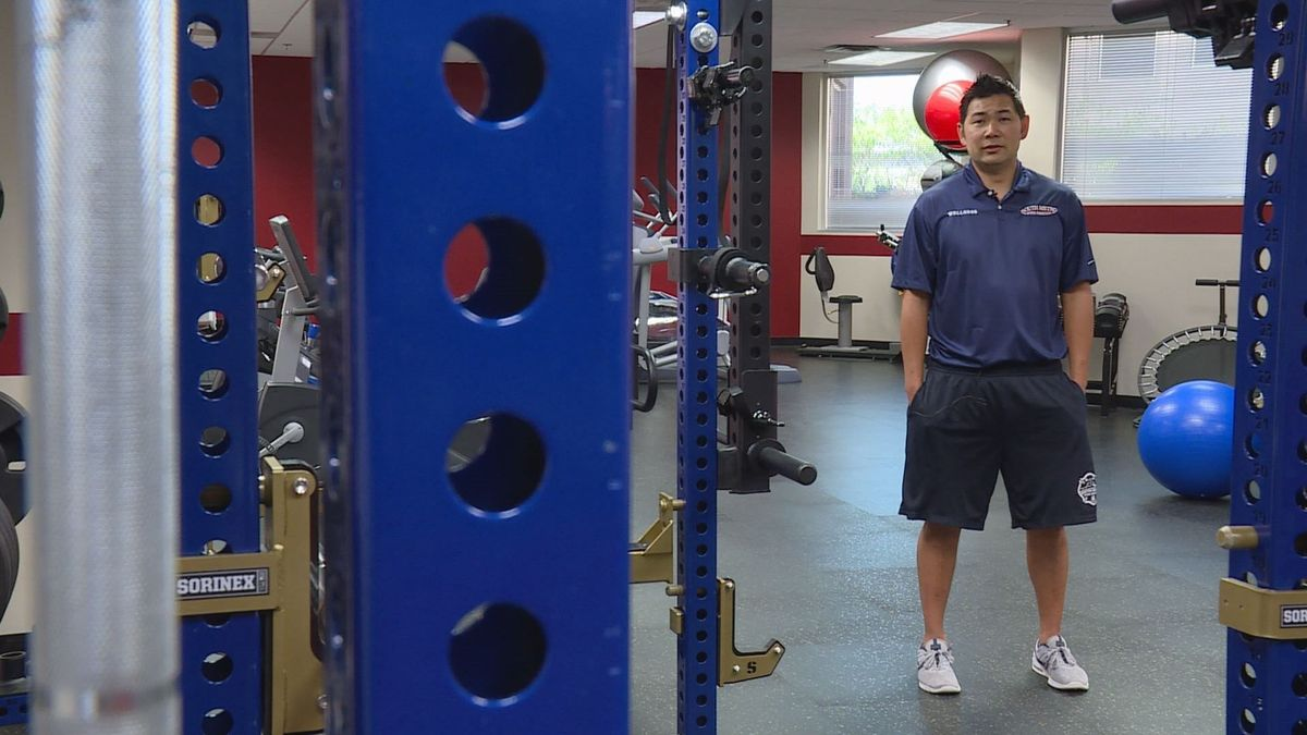 That's a Job: The South Metro firefighters' athletic trainer ...