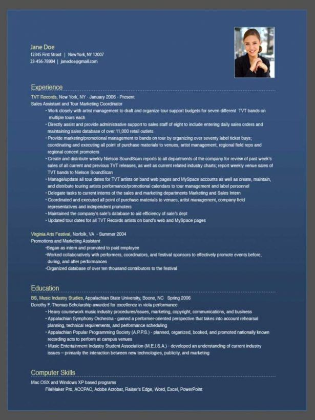 Resume : Resume Cover Letter Template Word | Resume Format ...