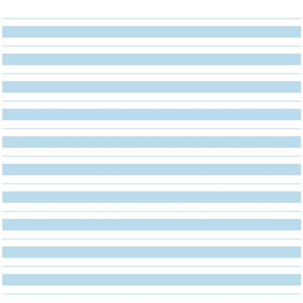 Blue Lined Paper – Golden Educational Center