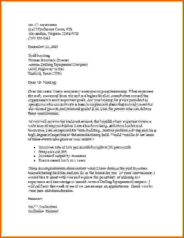 Cover Resume Letter Examples. Resume Letter Sample Learn How To ...