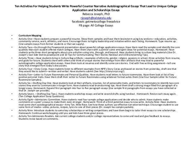 Scholarship Essay Example. Nursing Scholarship Essay Examples ...