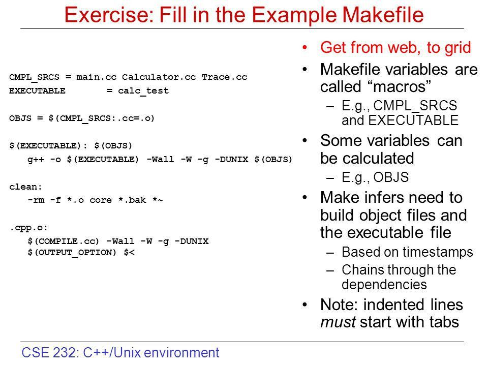 Navigating the C++ Development Environment - ppt download