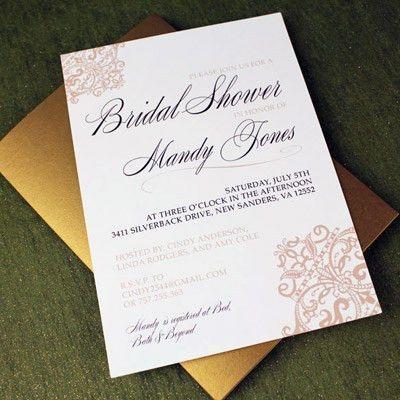 Free Bridal Shower Invitation Templates | orionjurinform.com