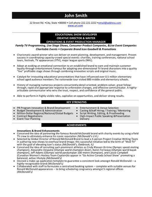 19 best Government Resume Templates & Samples images on Pinterest ...
