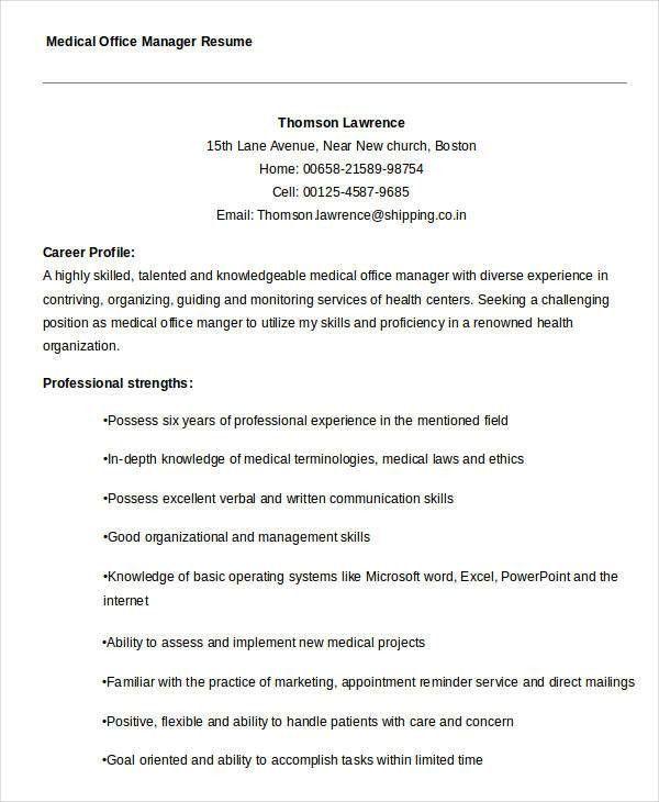 image result for administrative management skills resume. updated ...