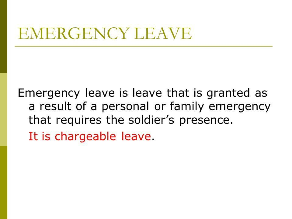 disaster emergency plan template for families. emergency leave for ...