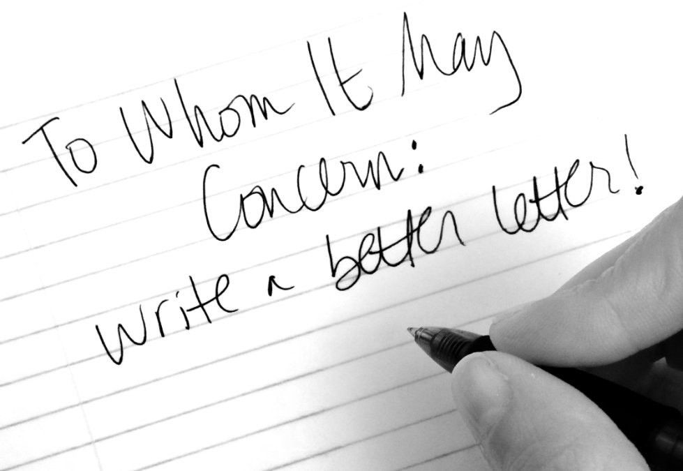 "Do I Need a Cover Letter?"" The Answer is Always ""Yes"" 