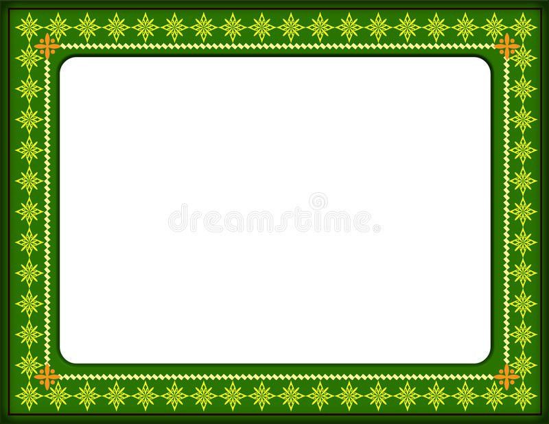 Certificate Border Royalty Free Stock Image - Image: 6333376