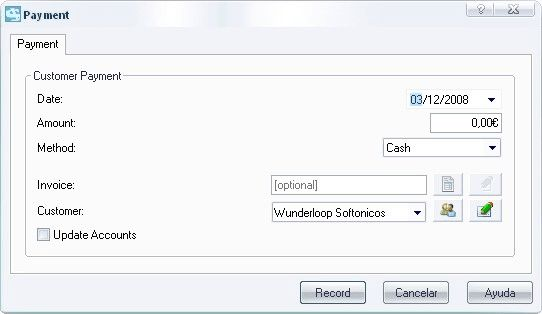 Express Invoice Free Edition - Download