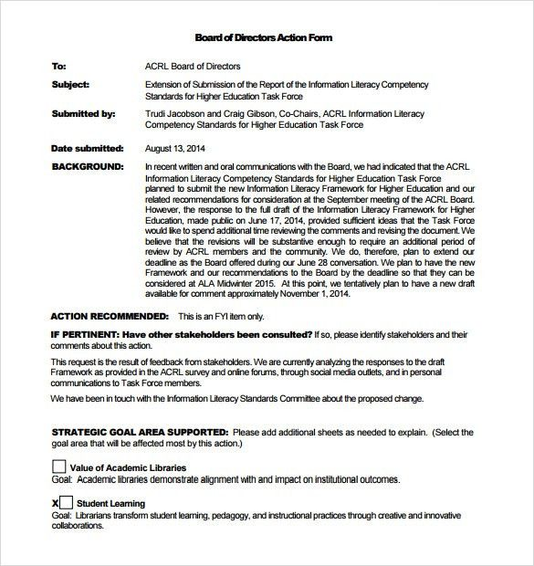 7+ Professional Memo Templates - Free Sample, Example, Format
