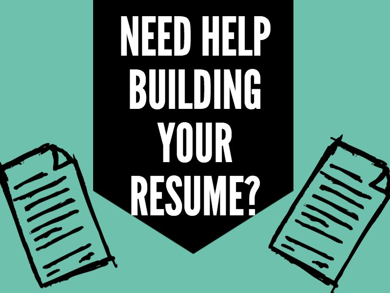 Build an Awesome Resume! | Career Center