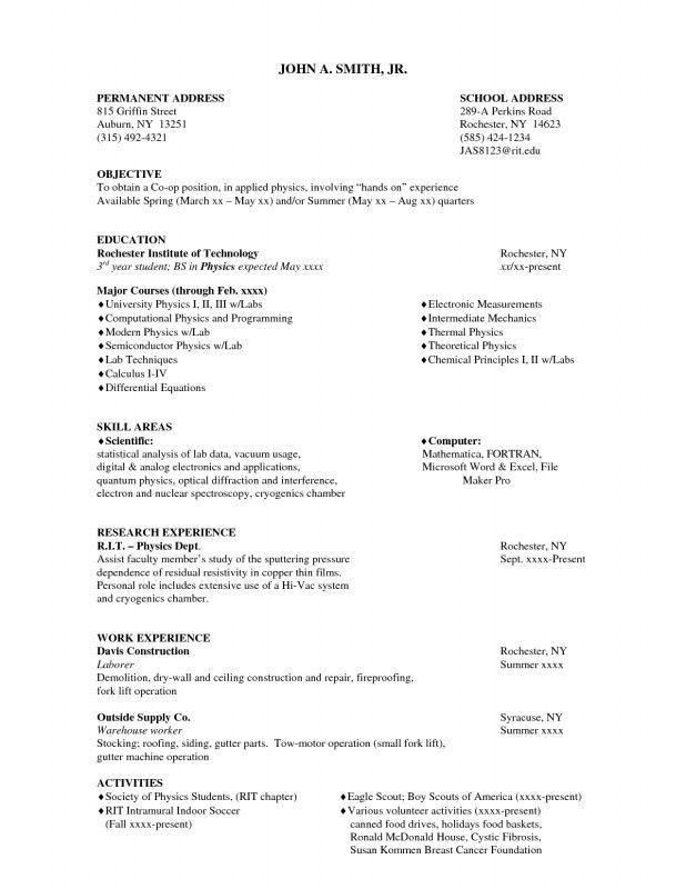 Medical Billing Resume Examples
