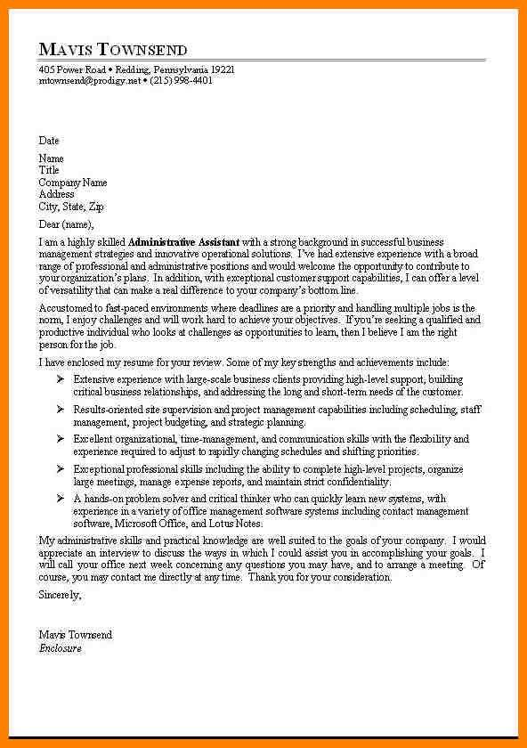 best cover letter examples ukgood cover letter for resume good ...