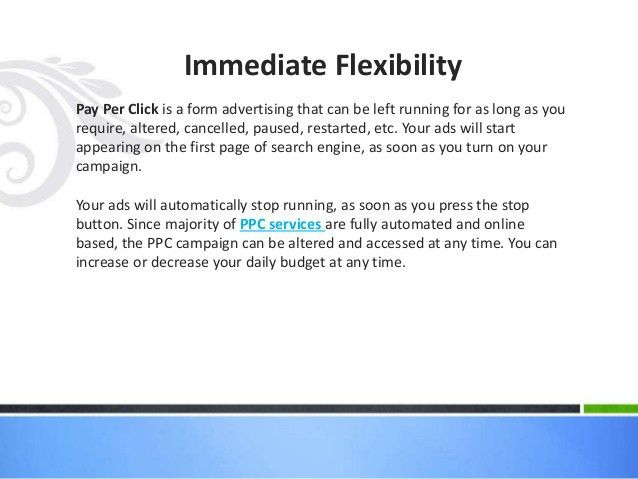 Pay Per Click Advertising | Get Paid Per Click – Inbound Leads
