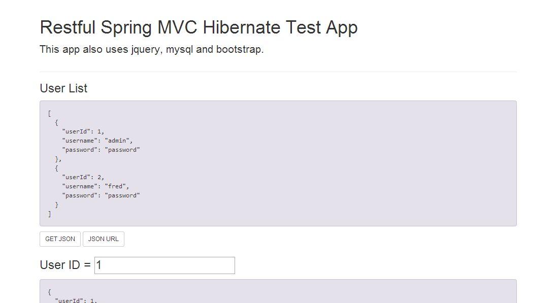 GitHub - seana7a7/springmvc-hibernate-example: Restful Spring MVC ...