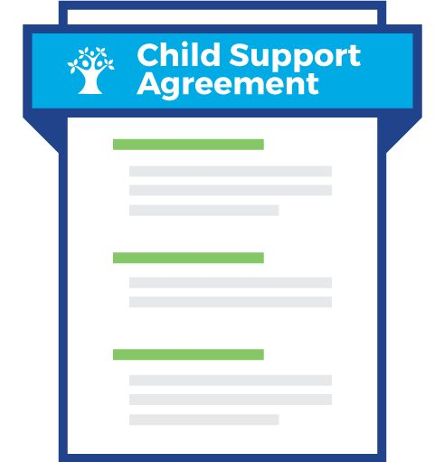 SupportPay Child Support Agreement