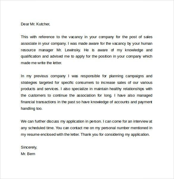 cover letter sales job example sales manager cover letter example ...