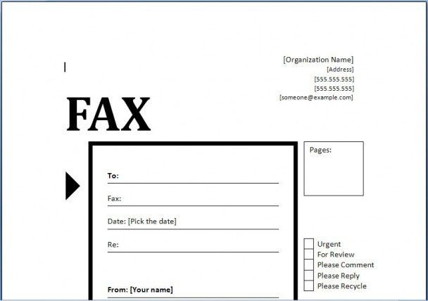 fax sheet cover letter free fax cover sheet thumbnail cover letter ...