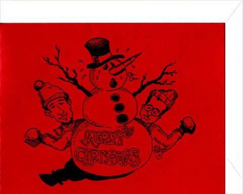 Sample Christmas Card
